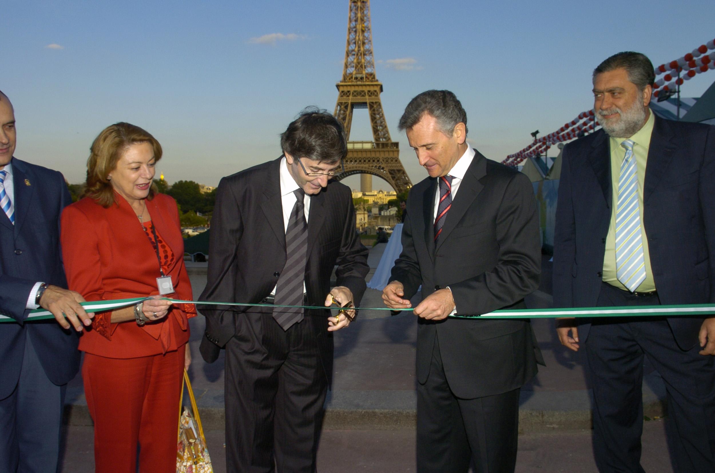 Feria de París Andalucía Defcom2
