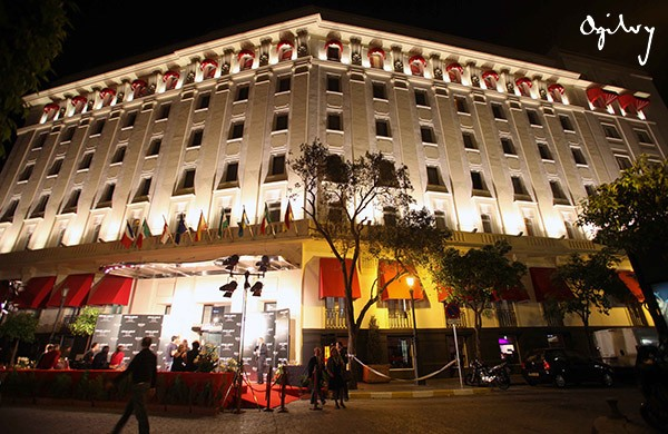 Inauguración Hotel Colón Sevilla